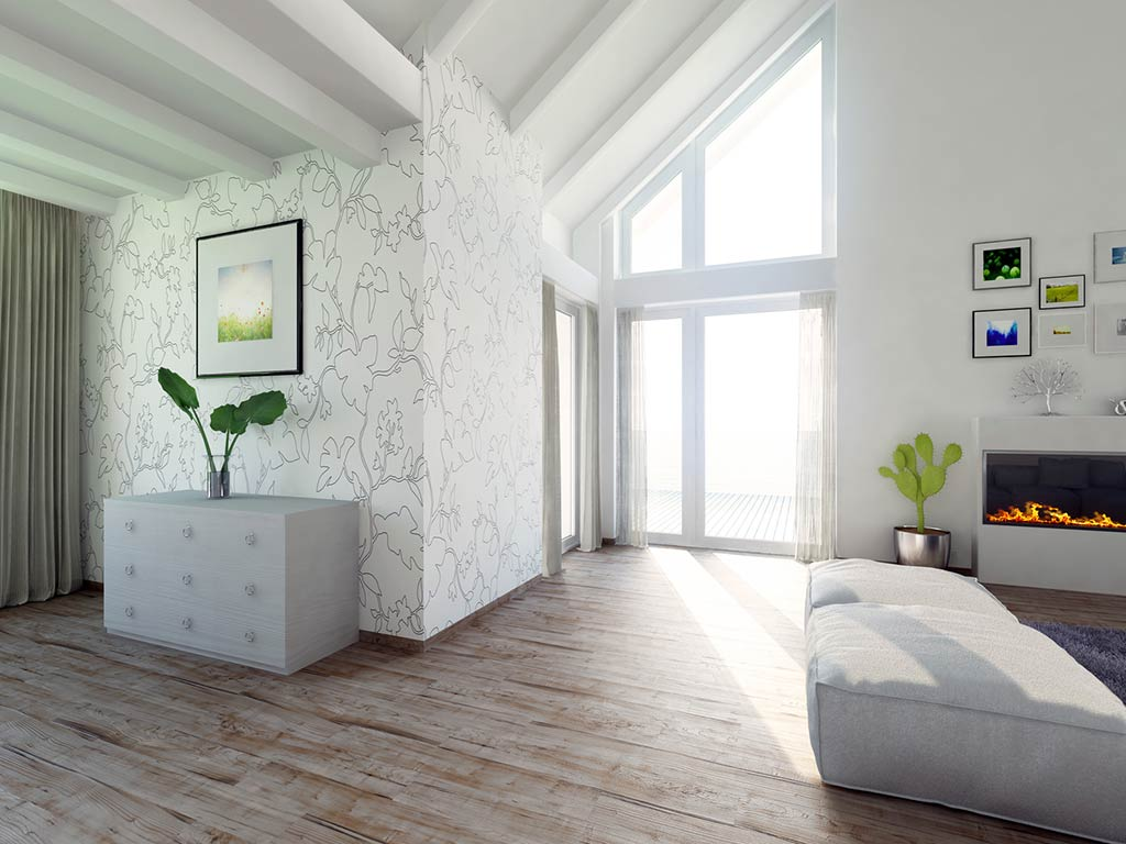 Anspruchsvoll Bodenbelag Wohnzimmer Beste Wahl