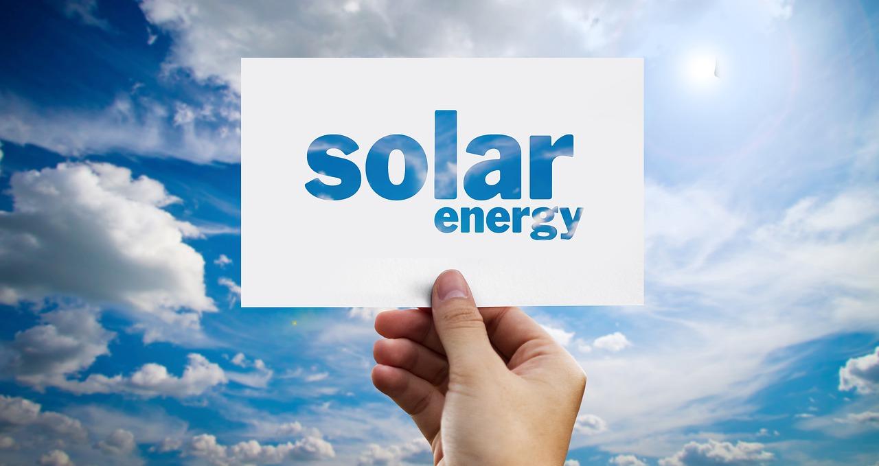 Warum die Solarenergie